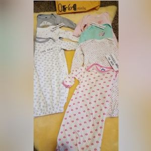 0-6 month baby sleepers